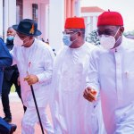 Southern Governors Meet In Lagos, To Discuss Open Grazing