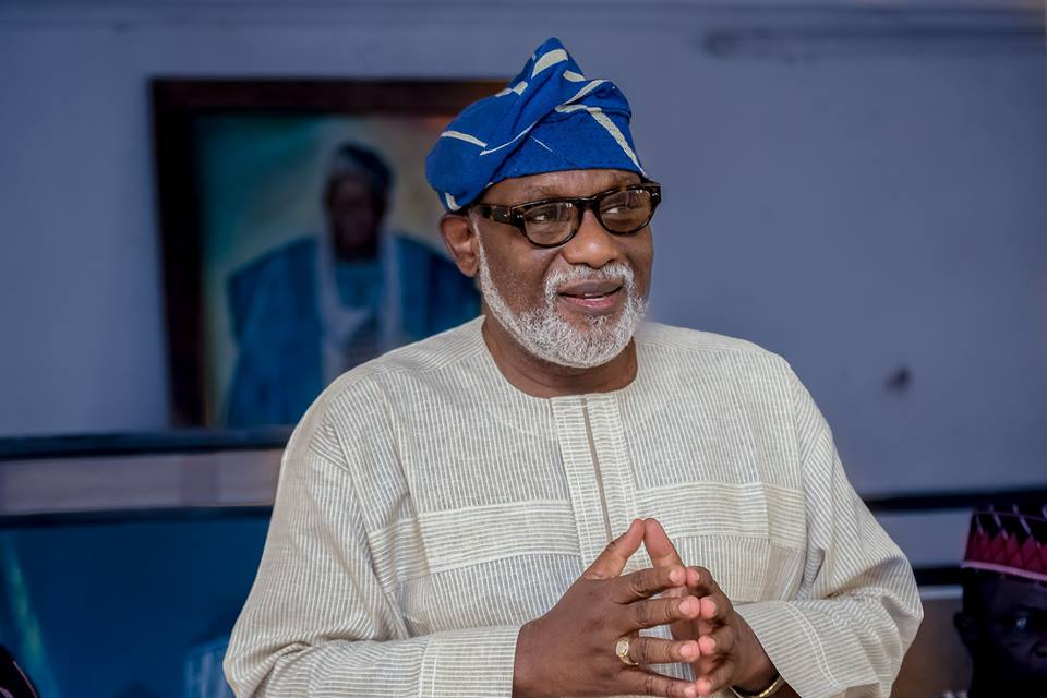 Akeredolu flags-off N4.2bn egg factory in Ondo State