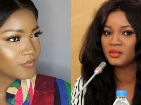 Omotola and Kids recovers from COVID-19