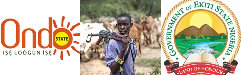 """About Ondo herdsmen relocating to Ekiti forests; Fayemi's Gov. says its a """"figment of the imagination"""""""