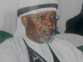 Buhari is a man sent by God to put this country right - Otaru of Auchi Kingdom