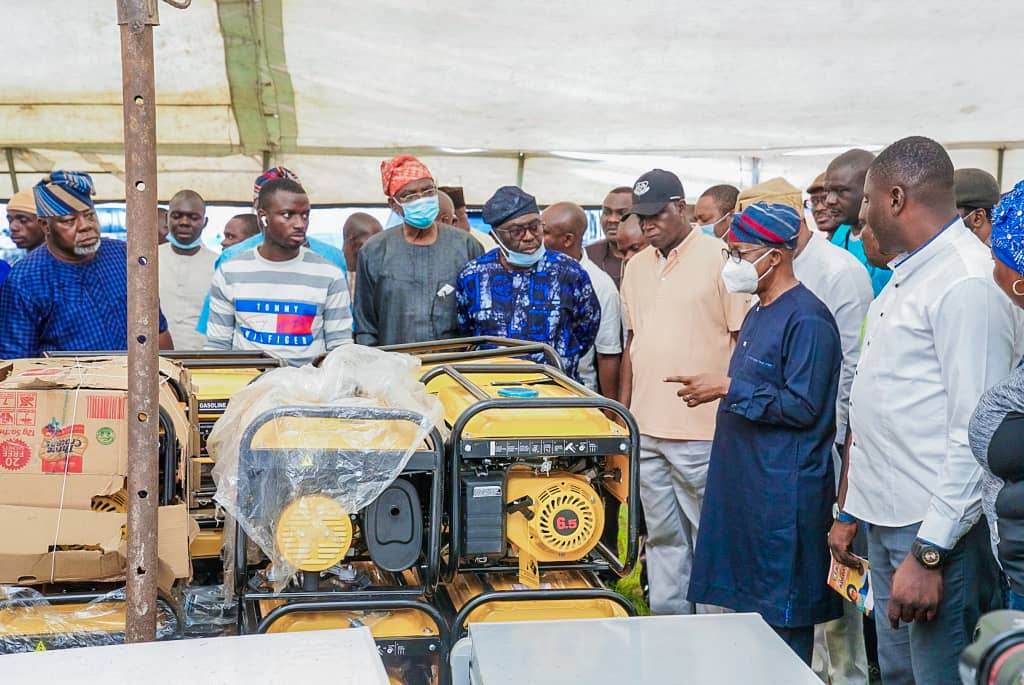 Osun to begin house-to-house search Thursday for looted items