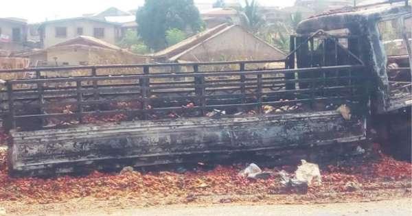 Oyo crisis: 20 Buried In Ibadan as 5,000 Take Refuge (Yoruba vs Hausa)