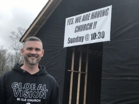 'Don't believe this delta variant nonsense' - Pastor Greg Locke