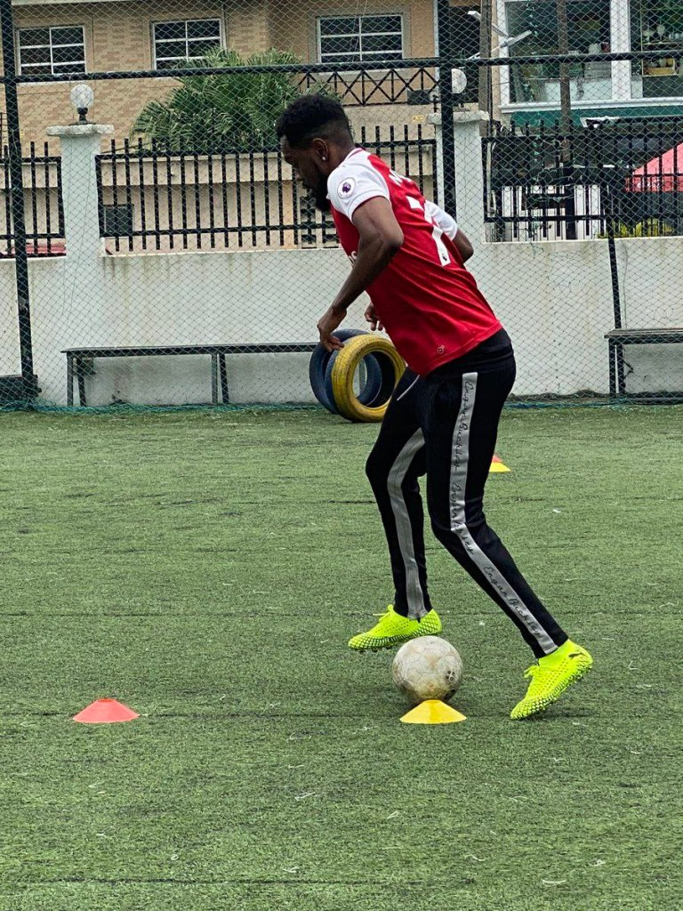 Patoranking goes back to Football; reflects on past