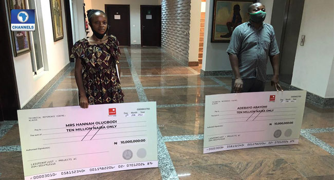 #EndSARS: Lagos Judicial Panel Awards N10m Each To Two Victims Of Police Brutality