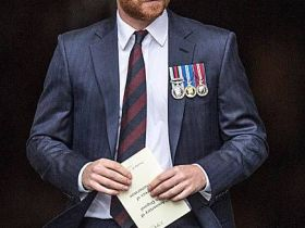 """Over institutional racism, Prince Harry says """"I Am Sorry""""."""