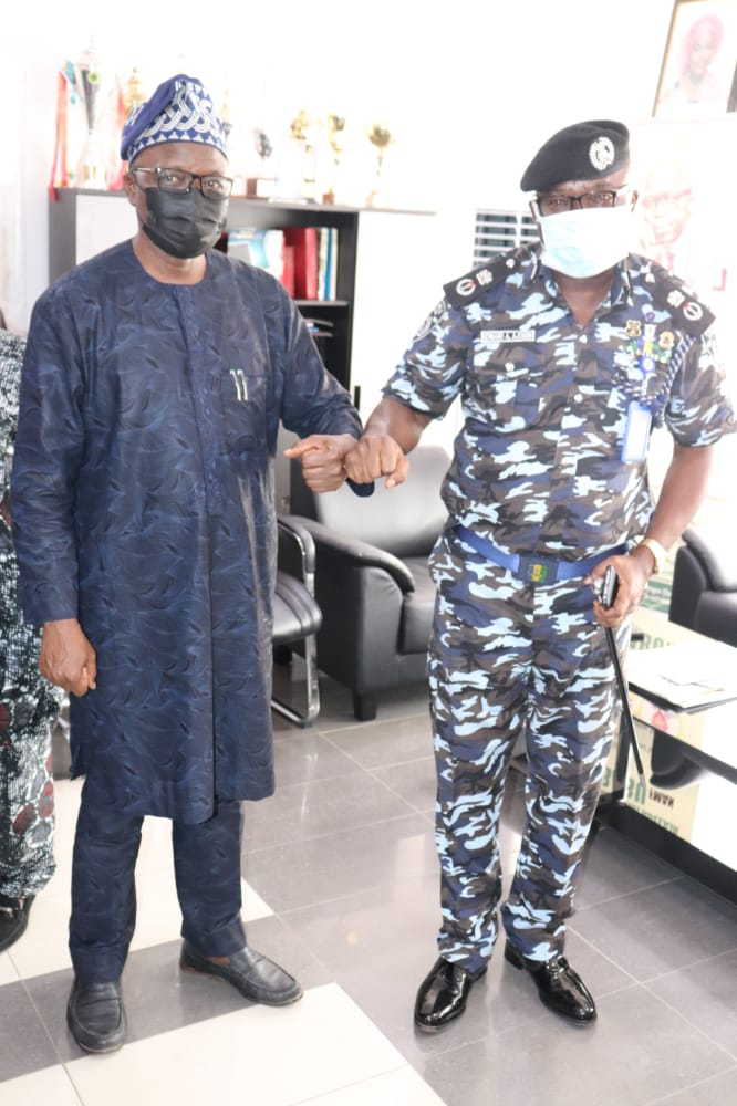 Steer clear of School Premises, Ogun CP to criminals and kidnappers