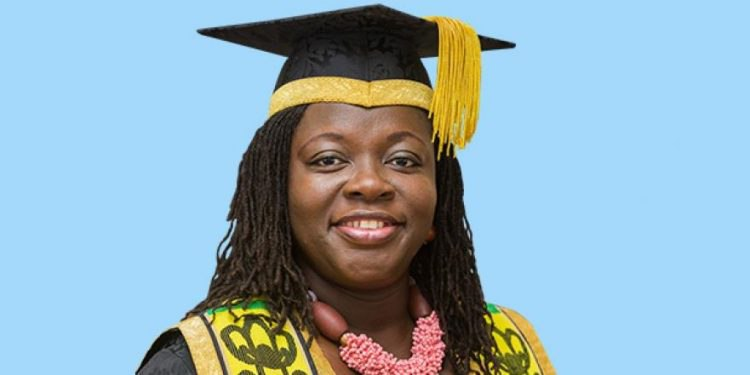 Prof. Nana Aba Amfo appointed Acting Vice-Chancellor of University of Ghana