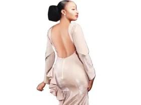 Blasphemous Backless Gown: Police invite Rahama Sadau