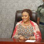 Kogi First Lady Allegedly Moves Out Of Government House; Yahaya Bello reacts