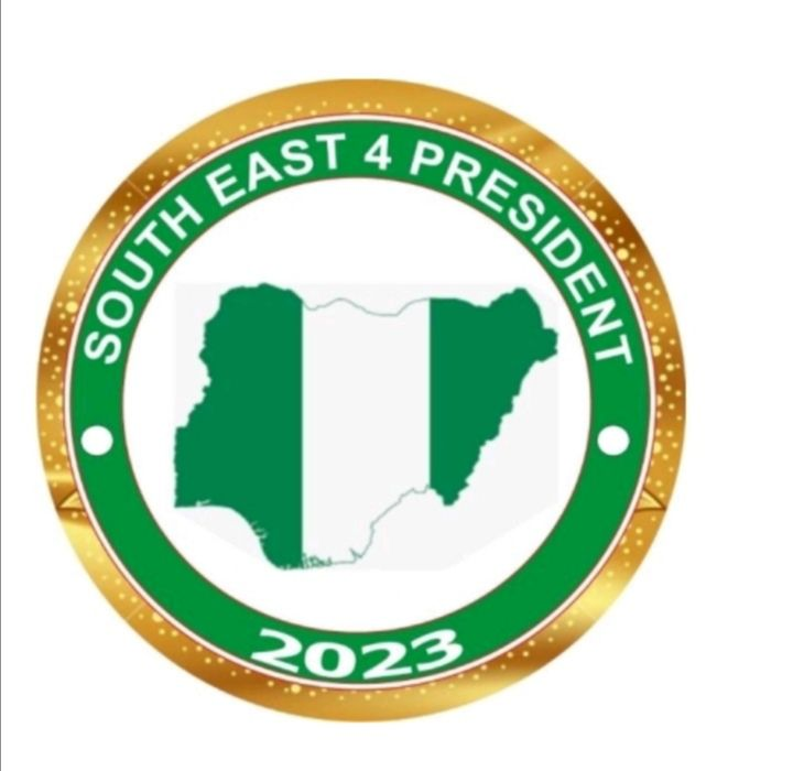 SOUTH EAST FOR PRESIDENT 2023, JOIN NOW FOR A BETTER TOMORROW!