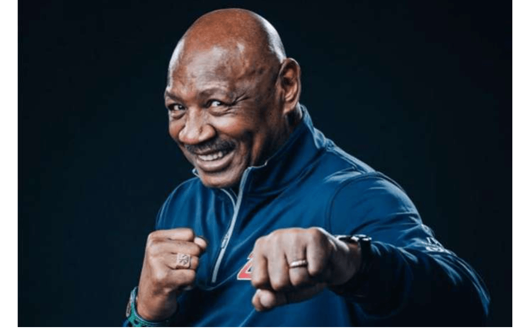 Marvin Hagler, Middleweight boxer passes on at 66