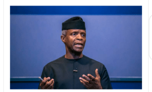 Here are things VP Osinbajo want Politicians to learn from the Church