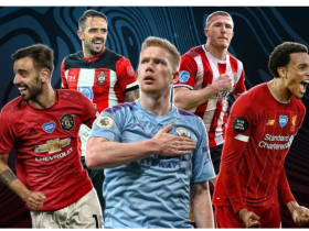 Highest Paid Players In  2021 Premier League