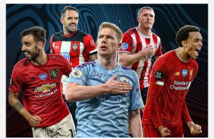 After Kevin De Bruyne penned a brand new £385,000-a-week deal at Manchester City, he is now one of the top 10 highest paid players in Premier League 2021.