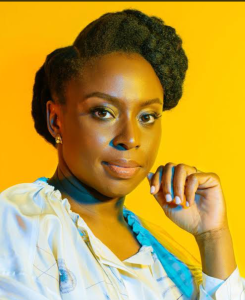 Stop using feminism to justify your wickedness ; Chimamanda Adichie