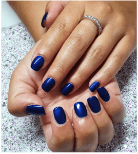 10 simple nail art and design you can master yourself