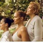 Jennifer Lopez shares photos of mum and her daughter