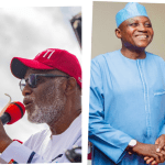 You lack the authority to decide for Us andFG; Akeredolu to Garba Shehu