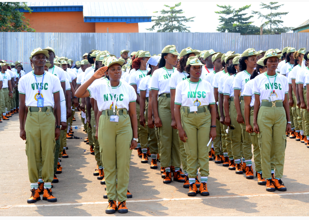 Corp member are on reserve, can be sent to war - NYSC DG