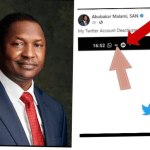 Twitter and Cryptocurrency Ban: Malami becomes double crime offender