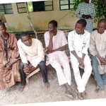 Five men arrested for r*ping a 17Year old boy serially