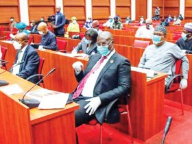 New Electoral Act, ready for March 2021 - Senate