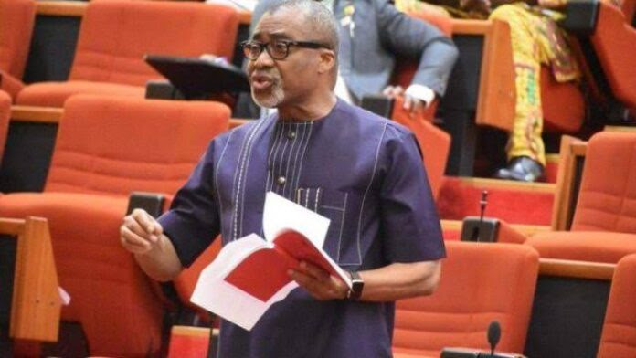 Abaribe: Senate Rejects Armed Forces Service Commission Bill