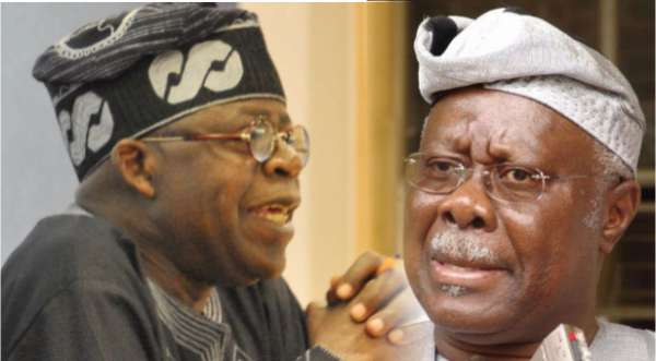 I will tear my passport if Tinubu Becomes President in 2023 - Chief Bode George