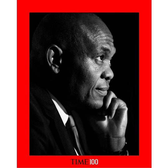 TIME 100 2020: Tony Elumelu named 100 Most Influential People in the World