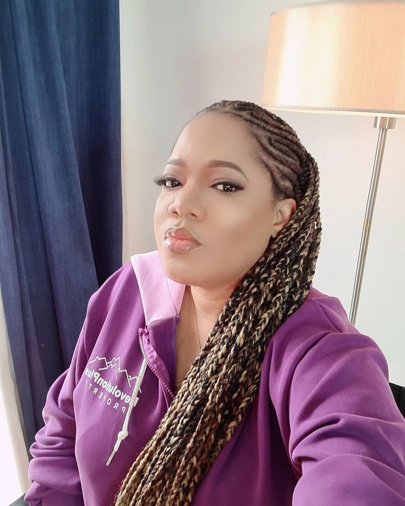 It's tough to move on when a marriage crashes – Toyin Abraham