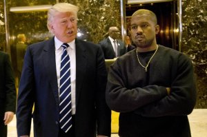 Trump reacts as Kanye West joins US 2020 Presidential race