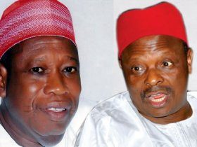 Kwankwaso left over N50bn liability for road projects - Ganduje