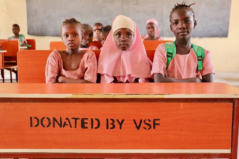 VSF SETS UP TASK FORCE ON COVID-19; 1 BILLION NAIRA SUPPORT