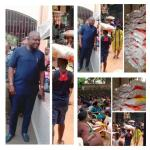COVID-19: IYCON Foundation Disburses bags of rice as Palliatives to Umuada in Nnewi.
