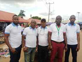Healing the Broken World NGO donates Relief materials to Orhionmwon