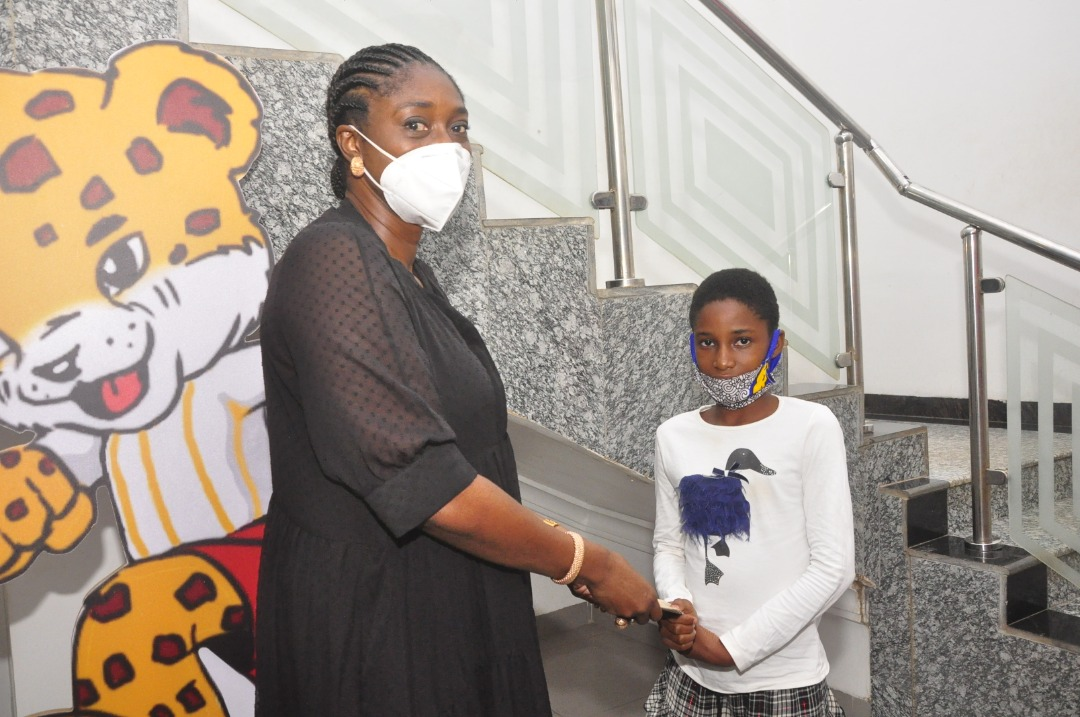 11year-old Girl donates N300 to fight COVID-19 in Edo State
