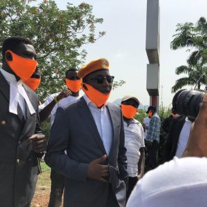 #RevolutionNow at Court of Appeal in Abuja on Wednesday