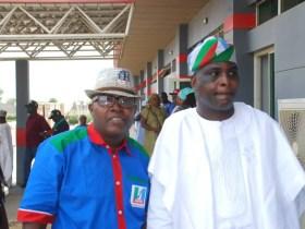 Comr. Lukman hails Alh. Gobir for Transforming Oke-Suna Primary School