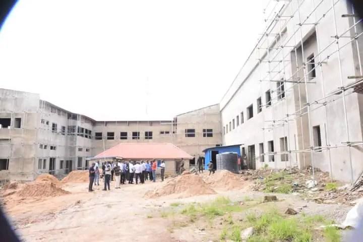 Ondo World-class 250-bed Teaching Hospital ready soon - ODSG