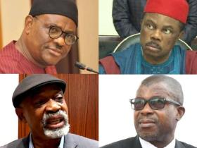 IPOB fingers Wike, Obiano, others on the abduction of Nmandi Kanu