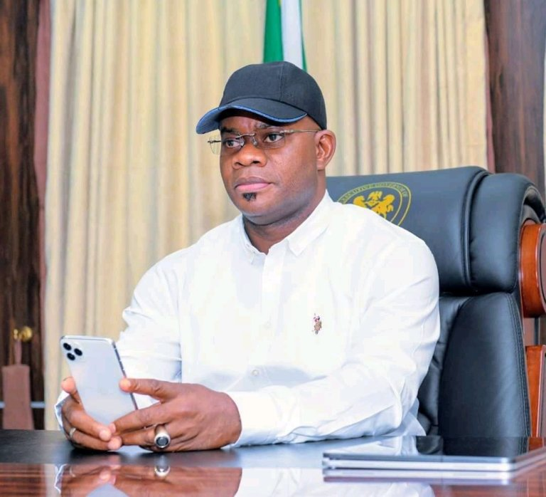 Show your face – Yahaya Bello tells #EndSARS leaders