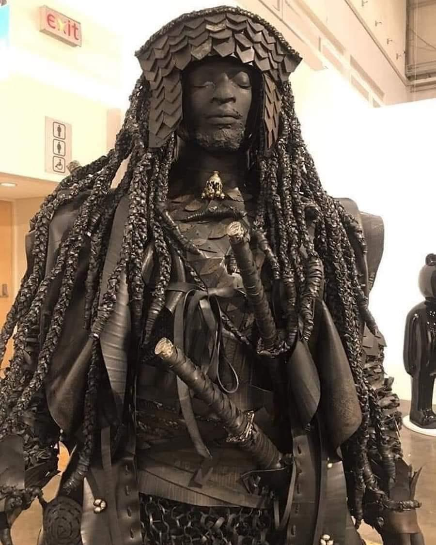 Meet Yasuke, an an African slave, who became the first Black Samurai