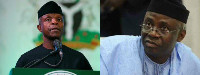 Osinbajo should leave if he's not allowed to perform - Bakare