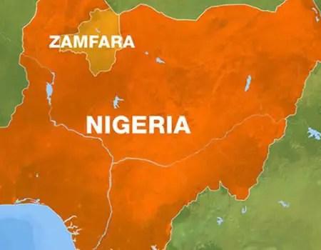 Scores of Bandits executed by Vigilantes in Zamfara Market