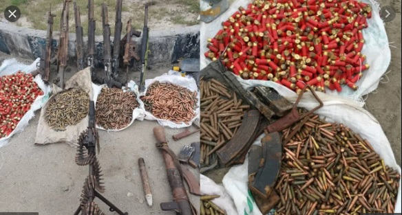 Building used to stockpile ammunitions demolished by Bauchi Government