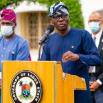 Sanwo-Olu approves re-opening of Worship Centres, Gyms, Cinemas