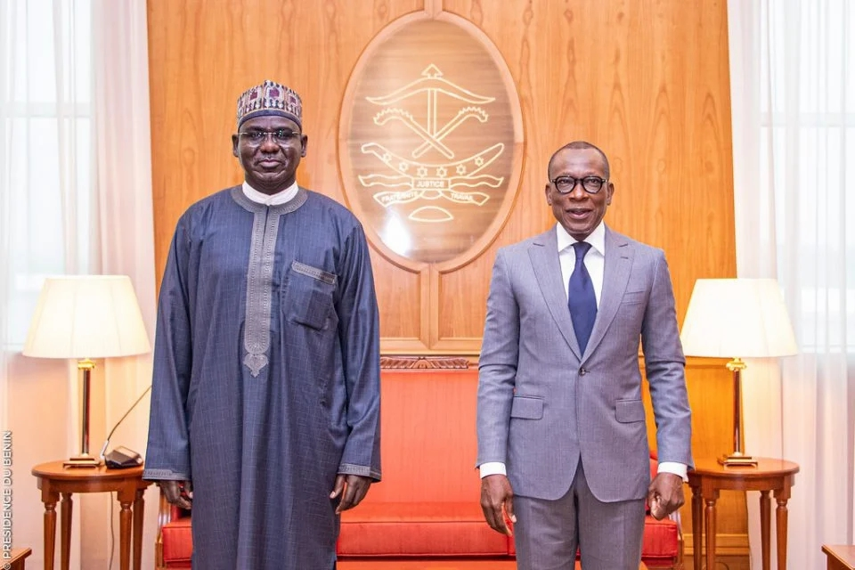 Beninese President pledges bilateral cooperation with Nigeria, others