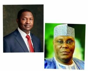 Presidency Block: Atiku is not a Nigerian by birth, Malami tells court